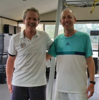 The Reserve's Director of Tennis wins Southeastern Indoor Championship