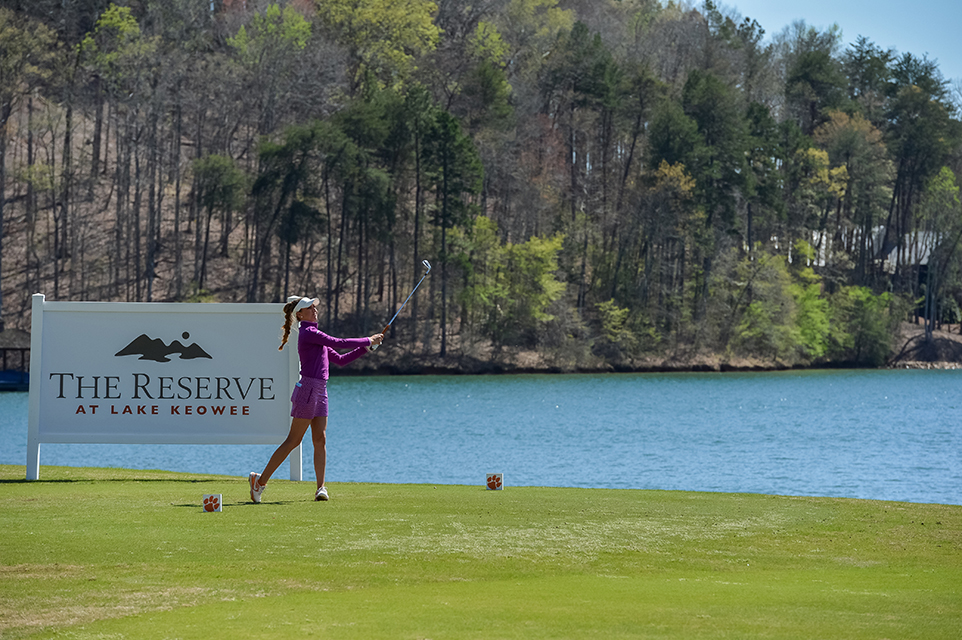 Clemson Invitational Returns to The Reserve at Lake Keowee – Spring